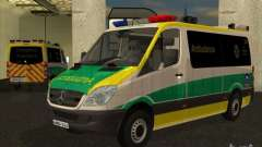 Mercedes Benz Sprinter SAAS para GTA San Andreas