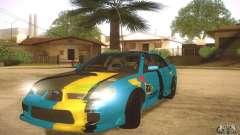Subaru Impreza WRX STI Futou Battle para GTA San Andreas
