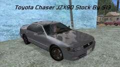 Toyota Chaser JZX90 Stock para GTA San Andreas