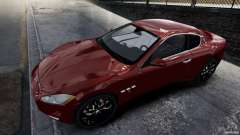 Maserati Gran Turismo 2008 Beta para GTA 4
