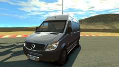 Mercedes-Benz Sprinter 2500 para GTA 4
