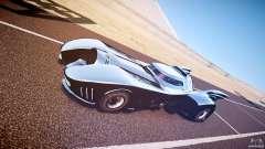 Batmobile v1.0 para GTA 4