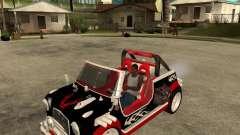 MiniCooper Tuning HOVADO 1 (MaxiPervers.cz) v.2 para GTA San Andreas