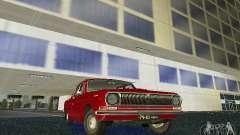 Volga GAZ 24 para GTA Vice City