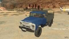 ZIL-MMZ 4502 tracción para GTA San Andreas