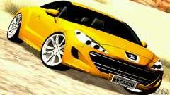 Peugeot Rcz 2011 para GTA San Andreas