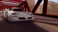 Nissan R390 Road Car v1.0 para GTA San Andreas
