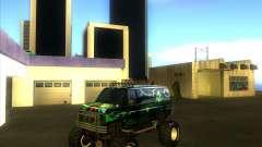 Ford E-250 monster truck 1986