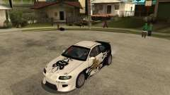 Vauxhall Monaro Rogue Speed para GTA San Andreas
