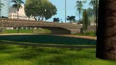 El nuevo parque de Los Santos