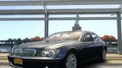BMW 7 Series E66 2011 para GTA 4