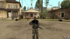 Ropa de camuflaje para GTA San Andreas