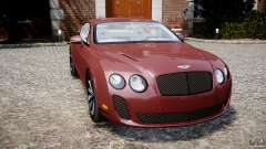 Bentley Continental SS v2.1