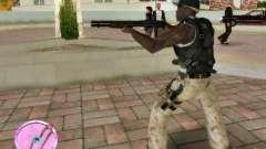 50 Cent Player para GTA Vice City
