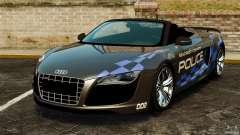 Audi R8 GT Spyder 2012 para GTA 4