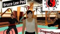 Bruce Lee piel para GTA San Andreas
