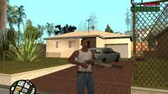 Franchi Special Purpose Automatic Shotgun 12 para GTA San Andreas