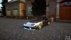 Nissan 240SX JDM para GTA 4