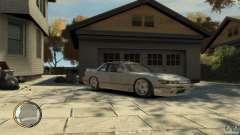 Nissan Silvia s13 Drifted v1.0 para GTA 4
