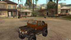 Land Rover Defender Extreme Off-Road para GTA San Andreas