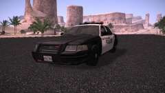 Ford Crown Victoria Police 2003 para GTA San Andreas