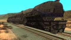 Un tren desde el juego Aliens vs Predator v1