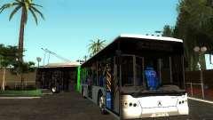 Trolebús LAZ E301 para GTA San Andreas