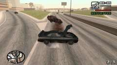 La pérdida de vidas en el accidente