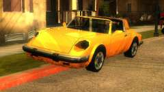 New Car in Grove Street para GTA San Andreas