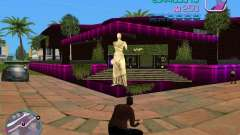 Nuevas texturas de Club VIP Club Malibú para GTA Vice City