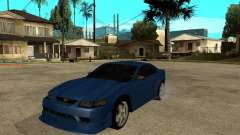 Ford Mustang Cobra R Tuneable para GTA San Andreas