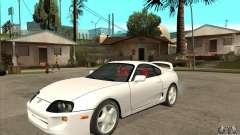 Toyota Supra NFSMW Tunable para GTA San Andreas