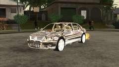 Cromado de Volkswagen Phaeton