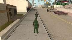 Ragdoll + Endorphin mod v1.0 para GTA San Andreas