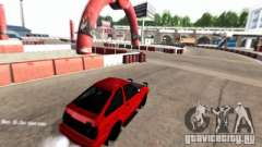 NFS:Shift Drift Tracks para GTA San Andreas