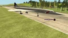 Concorde [FINAL VERSION] para GTA San Andreas