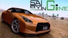SA_nGine v1.0 para GTA San Andreas