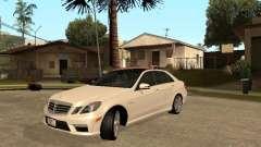 Mercedes-Bens e63 AMG para GTA San Andreas