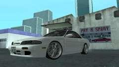 Nissan Skyline R32 Zenki para GTA San Andreas