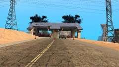 Modern Bone Country para GTA San Andreas