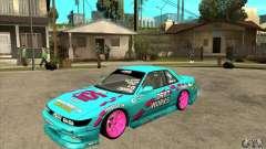 Nissan Silvia S13 Drift Works para GTA San Andreas