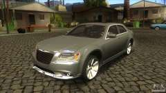 Chrysler 300 SRT-8 2011 V1.0 para GTA San Andreas