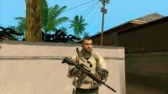 4 Un Mctavish para GTA San Andreas