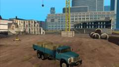 ZIL-133GÂ para GTA San Andreas