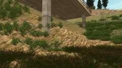 Grass form Sniper Ghost Warrior 2 para GTA San Andreas