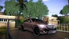 Mercedes Benz CL65 AMG