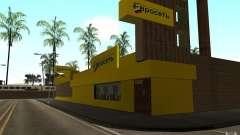 La tienda Euroset para GTA San Andreas