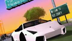 Lamborghini Reventon para GTA San Andreas
