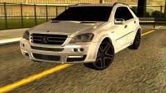 Mercedes-Benz ML63 AMG W165 Brabus