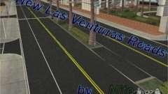 Nuevos caminos en Las Venturas